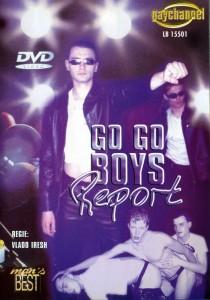 Go Go Boys Report DVD