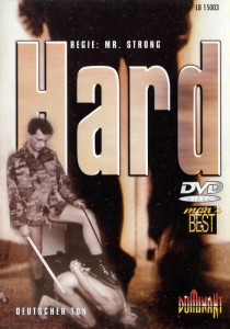 Hard (Man's Best) DVDR (NC)