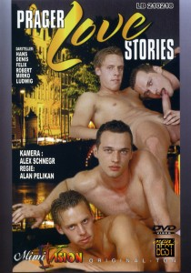 Prager Love Stories DVDR (NC)