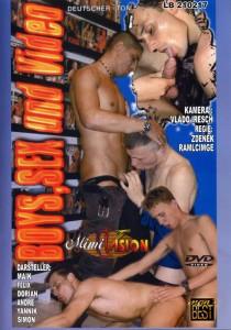 Boys, Sex Und Video DVDR (NC)