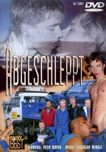 Abgeschleppt DVD - Front