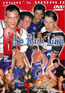 Bi The Blue Line DVDR (NC)