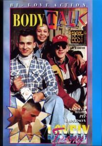 Body Talk DVDR (NC)