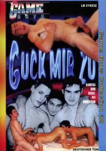 Game Boys Collection 32 - Guck Mir Zu + Fresh Cocks DVDR (NC)