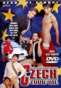 Czech Your Oil DVDR (NC)