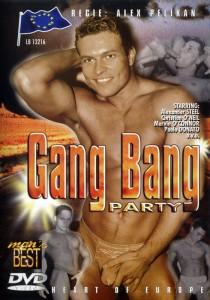 Gang Bang Party DVDR (NC)
