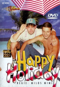 Happy Holiday DVD (NC)