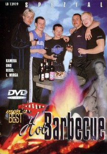 Hot Barbecue DVDR (NC)