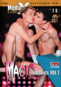 Magic Moments Vol. 1 DVDR (NC)