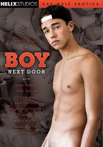 Boy Next Door DVD (S)