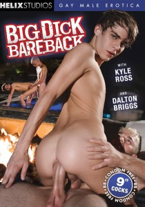 Big Dick Bareback DVD (S)
