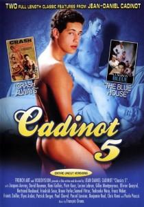 Cadinot Classics 5 DVD (NC)