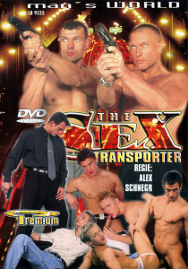 The Sex Transporter DVD