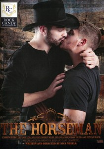 The Horseman DVD - Front