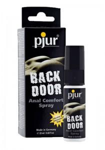 Pjur Back Door Anal Comfort Spray Bottle 20ml - Front