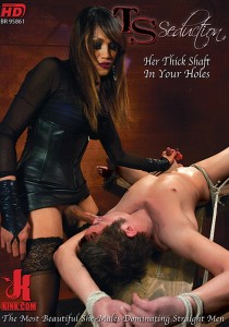TSS008 - Her Thick Shaft in Your Holes DVD (S)