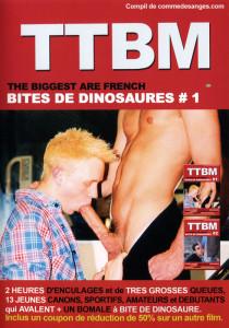 TTBM 1: Bites de Dinosaures 1 DVD