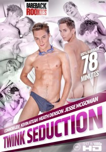 Twink Seduction DVD