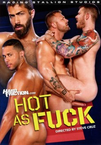 Hot As Fuck DVD (S)