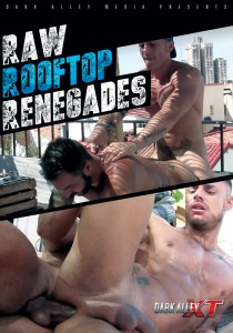 Raw Rooftop Renegades DVD
