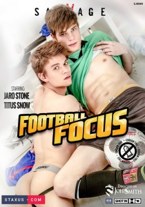 Football Focus DVD (NC)