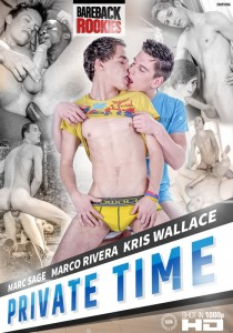 Private Time DVD (Bareback Rookies)