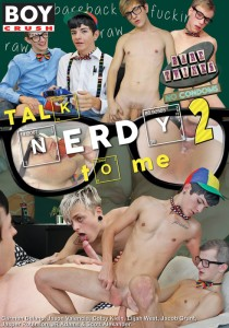 Talk Nerdy To Me 2 DVDR (NC)