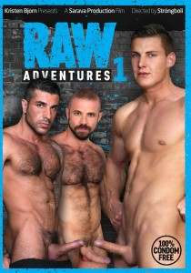 Raw Adventures 1 DVD