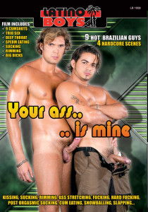 Your Ass Is Mine DVD (NC)