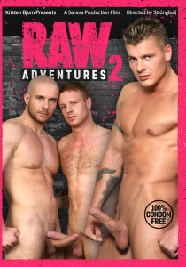 Raw Adventures 2 DVD
