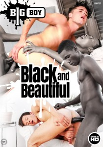 Black and Beautiful DVD - Front
