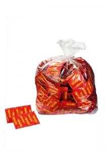 Durex Ambassador Glyder (1000 pieces) Condom - Front