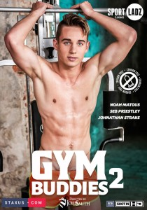 Gym Buddies 2 DVD