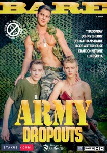 Army Dropouts DVD