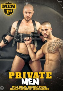 Private Men DVD