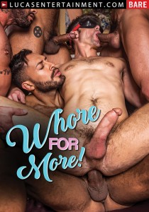 Whore For More! DVD (S)