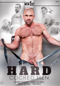 Hard Cocked Men DVD