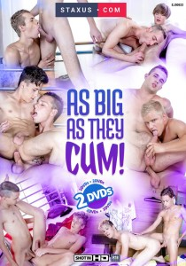 As Big As They Cum DVDR (NC)