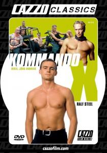 Kommando X DVDR (NC)