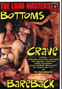 Bottoms Crave Bareback DVD
