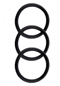Perfect Fit 3 Ring Kit - XL - Front