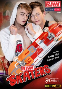 Raw Skaters DVD