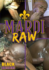 Mardi Raw DVD