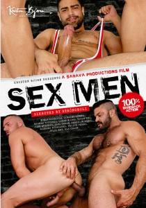 Sex Men DVD (S)