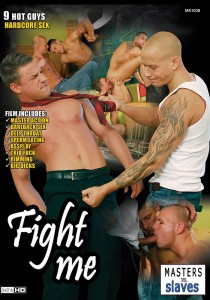 Fight Me DVD (S)