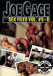 Joe Gage Sex Files vol. #5-8 DOWNLOAD