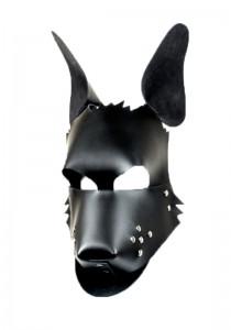 Kiotos Dogface - Leather