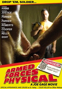 Armed Forces Physical DVD (S)