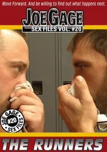Joe Gage Sex Files vol. #20: The Runners DVD (S)
