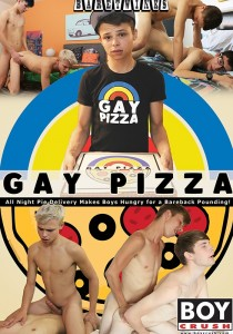 Gay Pizza DVD